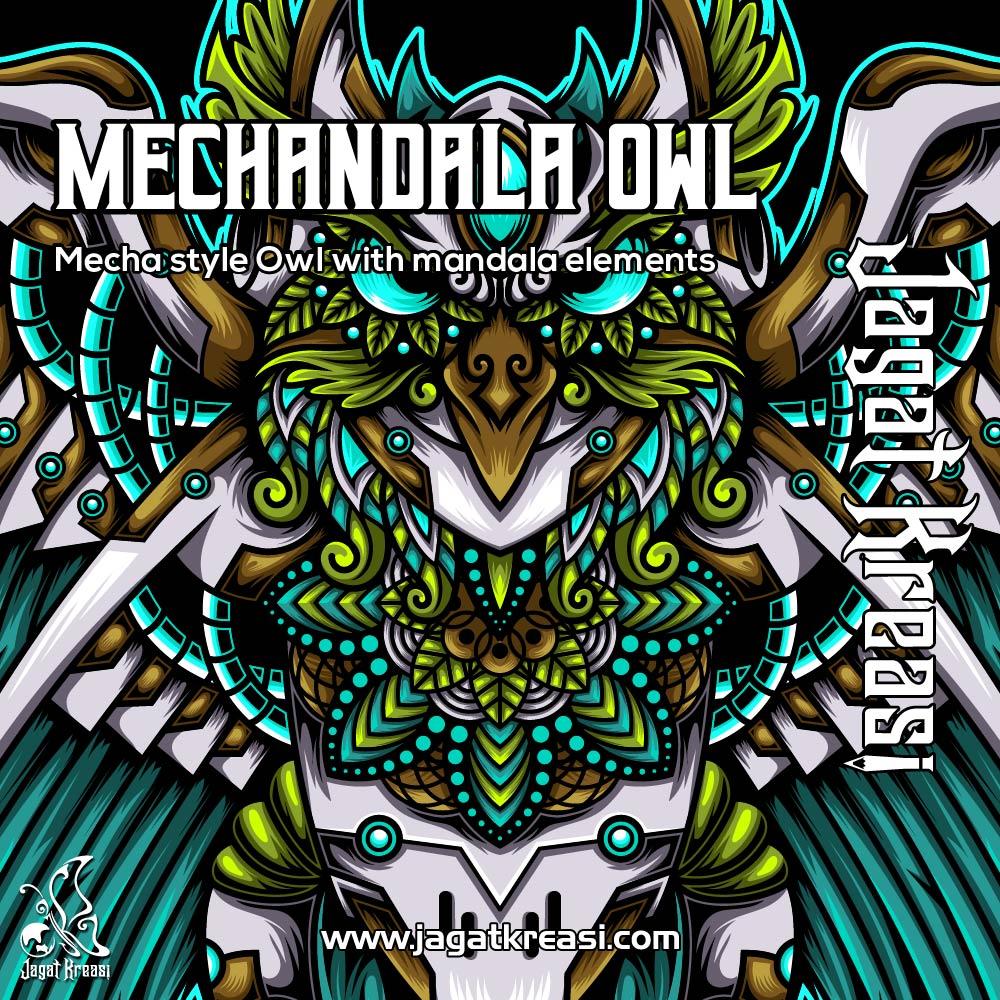 Mechandala Owl