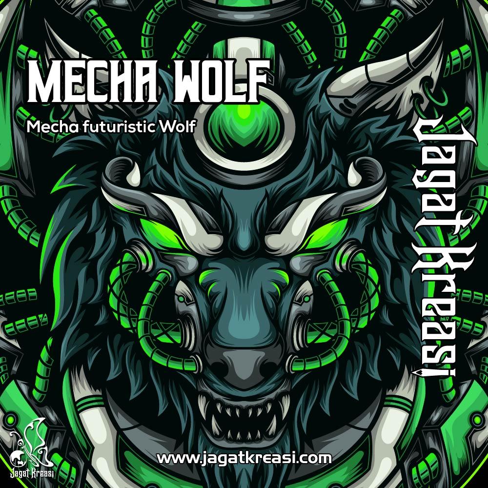Mecha Wolf
