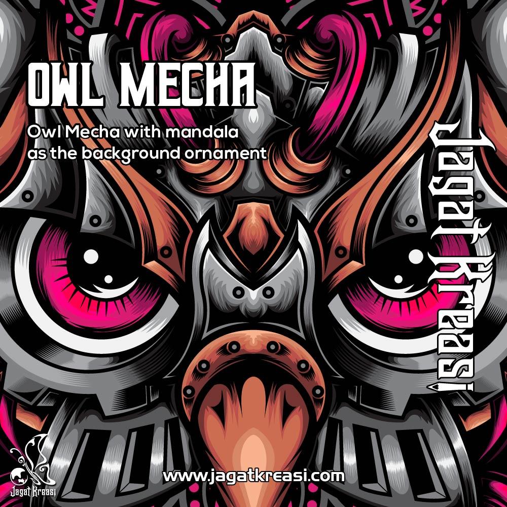 Owl Mecha