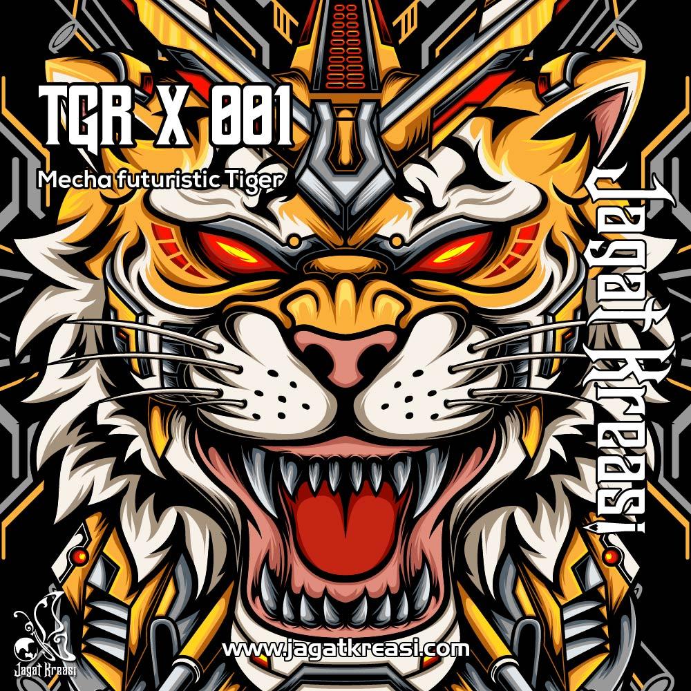 TGR X 001